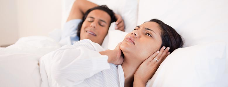 Snoring and Sleep Apnea - Tucker Dental