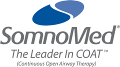 Somnomed Sleep Apnea Treatment - Logo