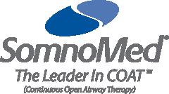 Somnomed Sleep Apnea Treatment - Logo